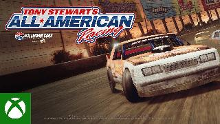 Tony Stewart's All-American Racing | Gameplay Trailer