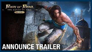 Prince of Persia: The Sands of Time Remake | Announce Trailer