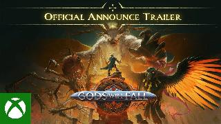 Gods Will Fall | Official Announce Trailer