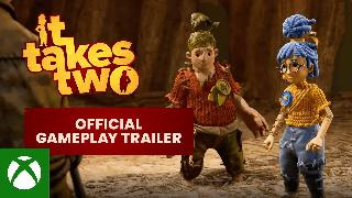 It Takes Two | Official Gameplay Trailer Xbox One