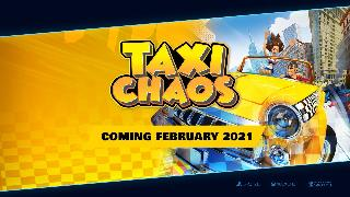 Taxi Chaos | Announcement Teaser
