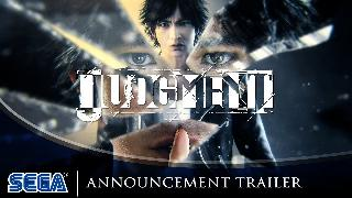 Judgment - Official Announcement Trailer