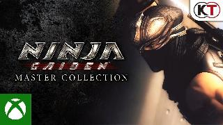 Ninja Gaiden Master Collection | Announcement Trailer