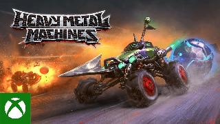Heavy Metal Machines | Xbox Launch Trailer Xbox One