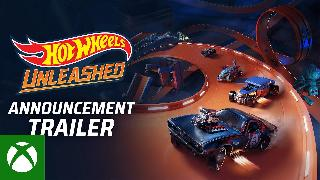 Hot Wheels Unleashed | Announcement Trailer