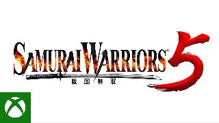 SAMURAI WARRIORS 5 | Announcement Trailer