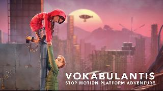 Vokabulantis - Stop Motion Video Game Unlike Anything You've Seen Before