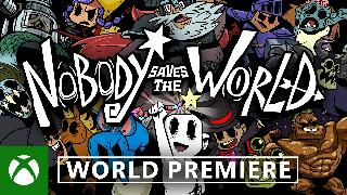Nobody Saves The World - Xbox Reveal Trailer