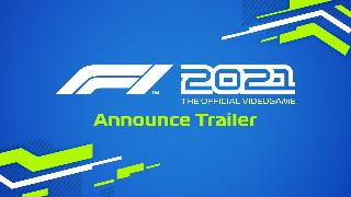 F1 2021 - Official Announce Trailer