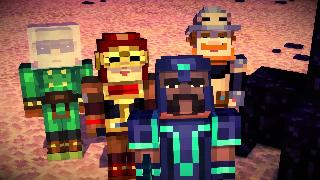 Minecraft: Story Mode - Episode 2 Assembly Required Trailer