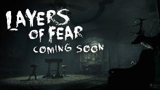 Layers of Fear Announcement Trailer