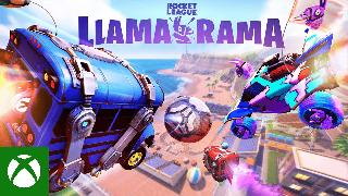 Rocket League | Llama-Rama Trailer