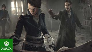 Assassin's Creed Syndicate DLC - Jack the Ripper Story Trailer