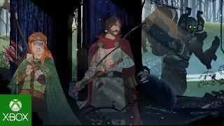 The Banner Saga Announce Trailer