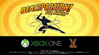Beatsplosion for Kinect Launch Trailer