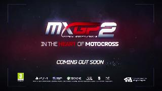 MXGP2 - Announcement Trailer
