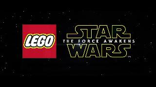 LEGO Star Wars: The Force Awakens Video Game - Announcement Trailer