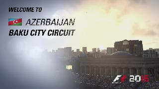 F1 2016 - Welcome To Baku Trailer