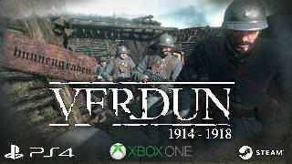 Verdun Official Game Trailer 2017
