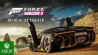 Forza Horizon 3 - E3 2016 Trailer