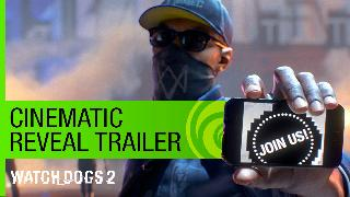 Watch Dogs 2 - E3 2016 Cinematic Reveal Trailer