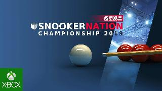Snooker Nation Championship Xbox Launch Trailer