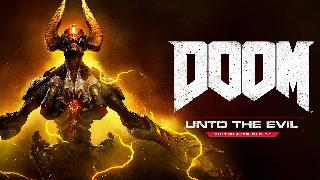 DOOM - Unto the Evil Launch Trailer