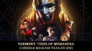 Torment Tides of Numenera - Console Trailer
