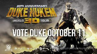 Duke Nukem 3D World Tour - Presidential Trailer