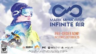 Mark McMorris Infinite Air - New Riders Trailer