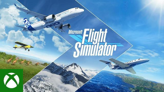 Microsoft Flight Simulator 2020 - Pre-Order Launch Trailer