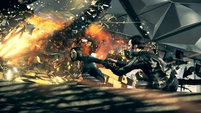 Quantum Break - When Time Stutters and Freezes Trailer