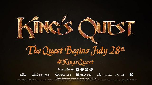 King's Quest: The Complete Collection Trailer