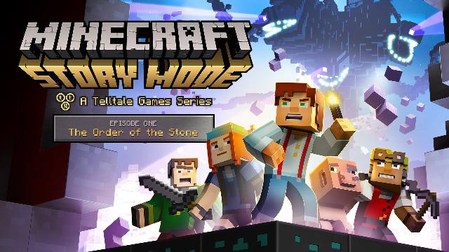 Minecraft Story Mode - Order of the Stone Trailer
