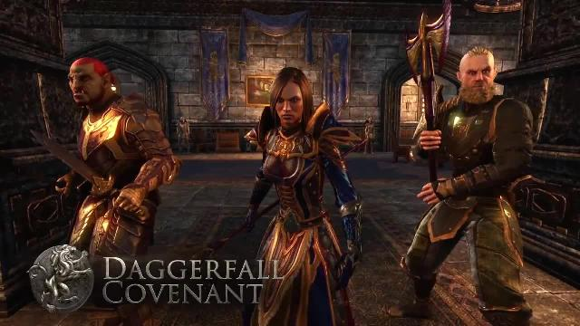 The Elder Scrolls Online: Tamriel Unlimited - Freedom and Choice Trailer