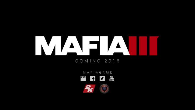 Mafia III Gamescom 2015 Worldwide Reveal Trailer
