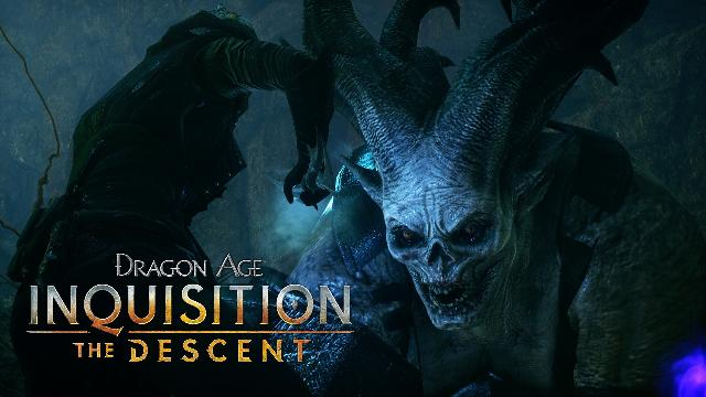 Dragon Age: Inquisition - The Descent DLC Trailer