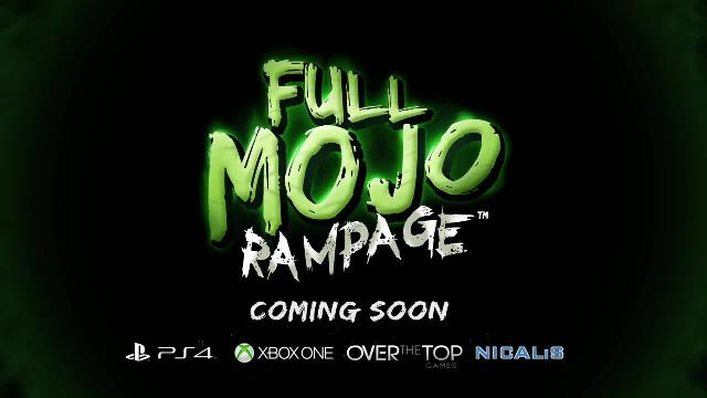Full Mojo Rampage Console Announcement Teaser
