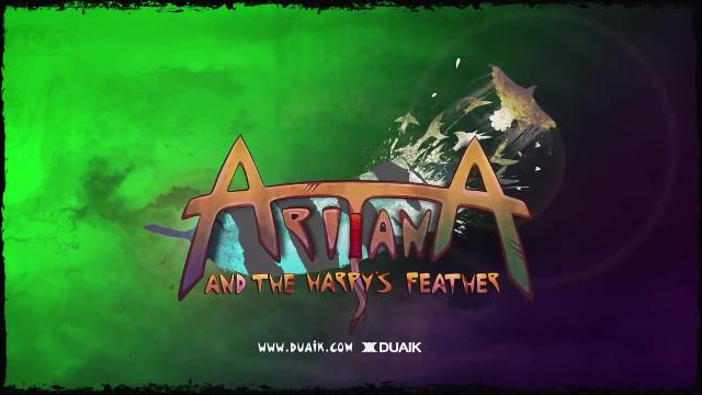 Aritana and the Harpys Feather Trailer