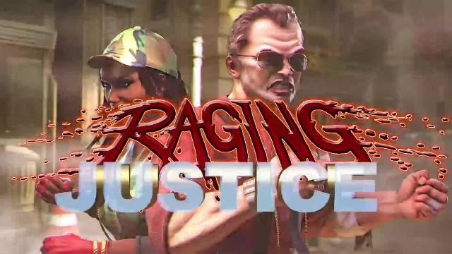 Raging Justice - Xbox One Announce Trailer