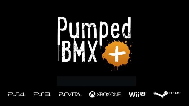 Pumped BMX+ - Announcement Trailer