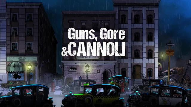 Guns, Gore and Cannoli - Xbox One Launch Trailer