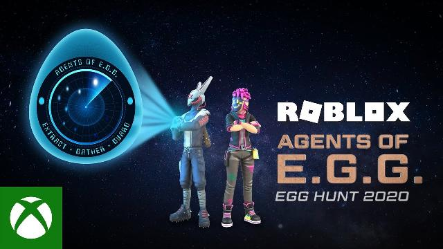Roblox Egg Hunt 2020 Official Trailer