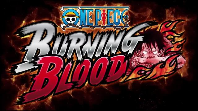 One Piece: Burning Blood - Announce Trailer