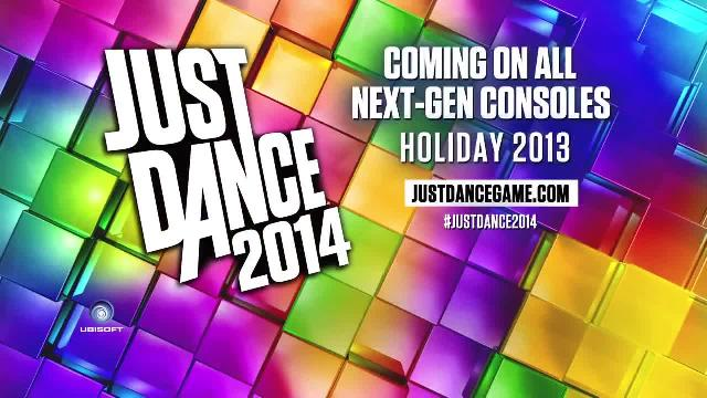 Just Dance 2014 Official Announce Trailer