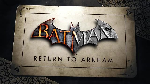 Xbox Game Pass: Batman Return to Arkham