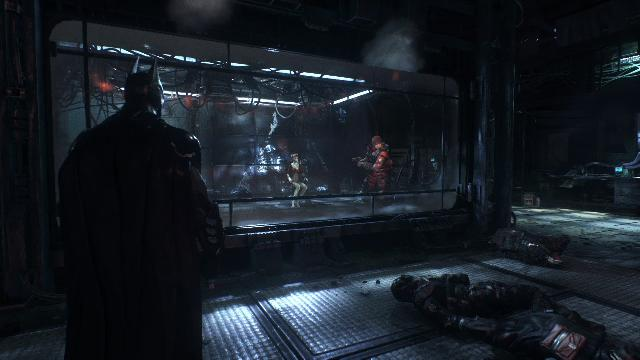 Batman Arkham Knight - Time To Go To War Gameplay Video