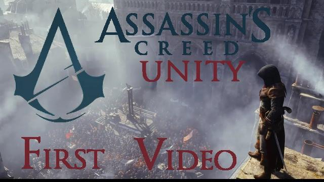 Assassin's Creed Unity - Official Trailer