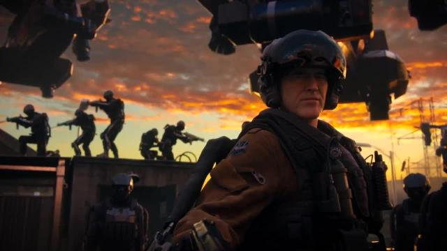 Call of Duty: Advanced Warfare Exo Zombies Carrier Trailer
