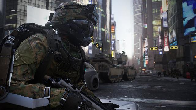 Call of Duty: Advanced Warfare - Induction Gameplay Video